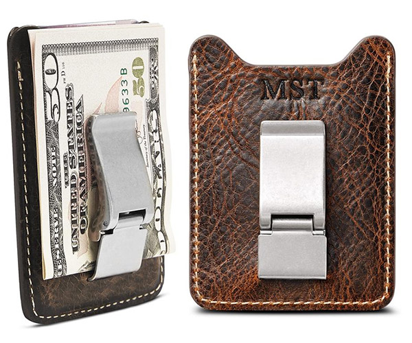 Wyatt Front Pocket Wallet