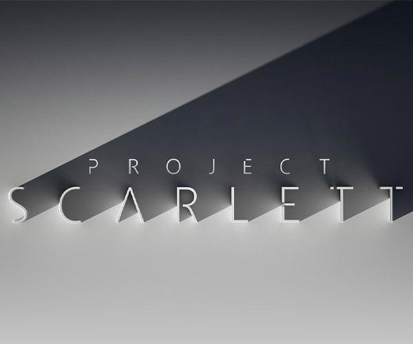 Xbox Project Scarlett