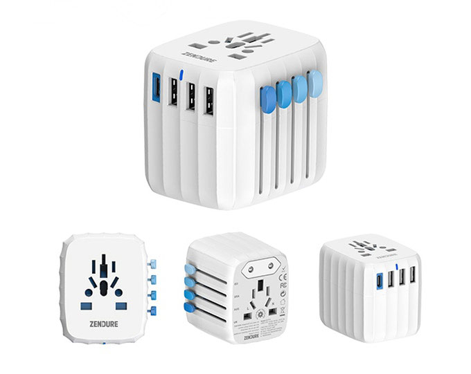 Passport Go USB Charger & Adapter