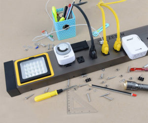 Zesen Power Strip Work Light