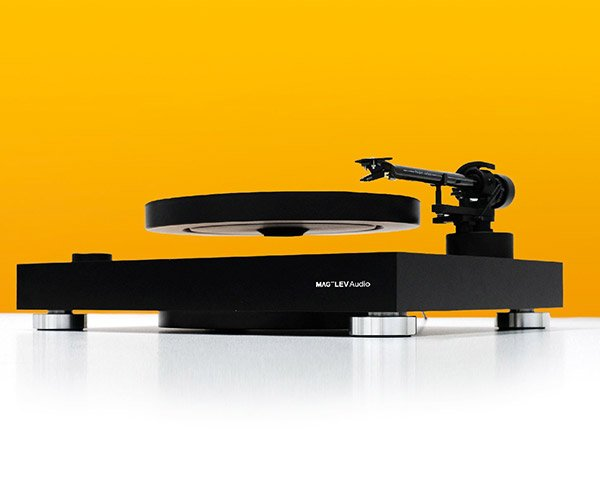MAG-LEV ML1 Levitating Turntable