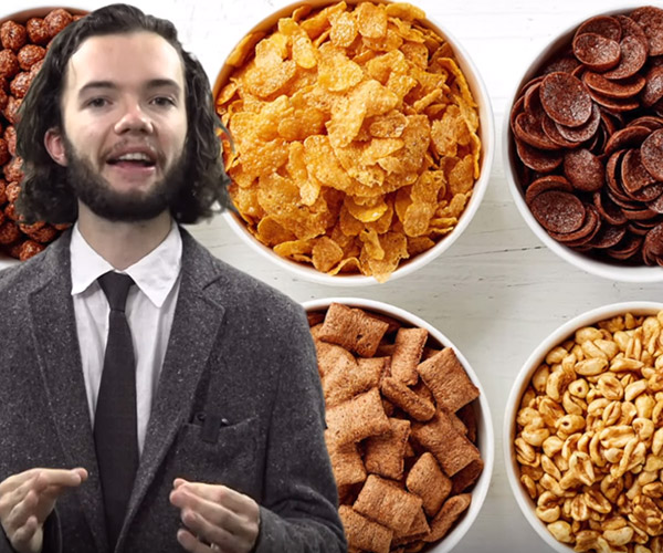 Ordinary Things: Breakfast Cereal