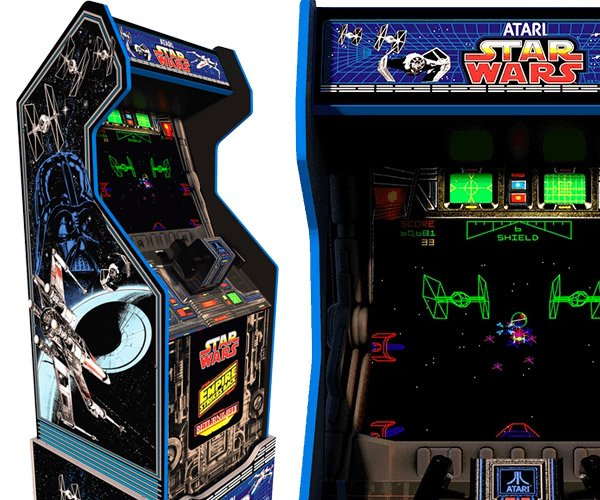 Arcade 1Up Star Wars Trilogy