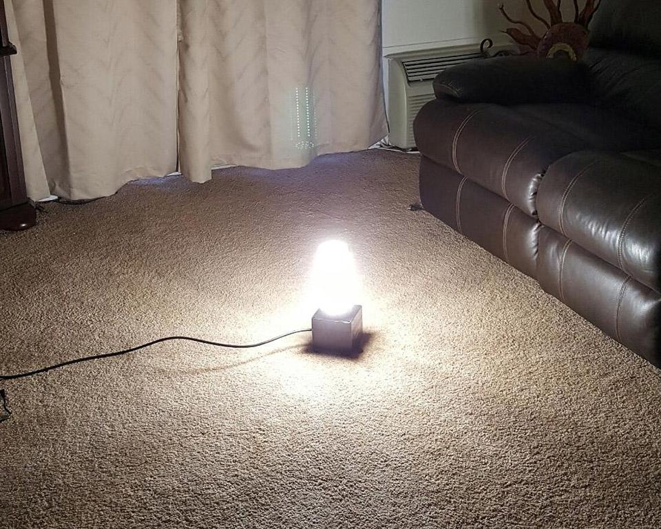 Big Bright 360-Degree Light