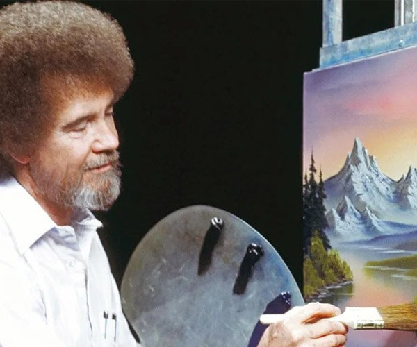 Where Are Bob Ross' Paintings?