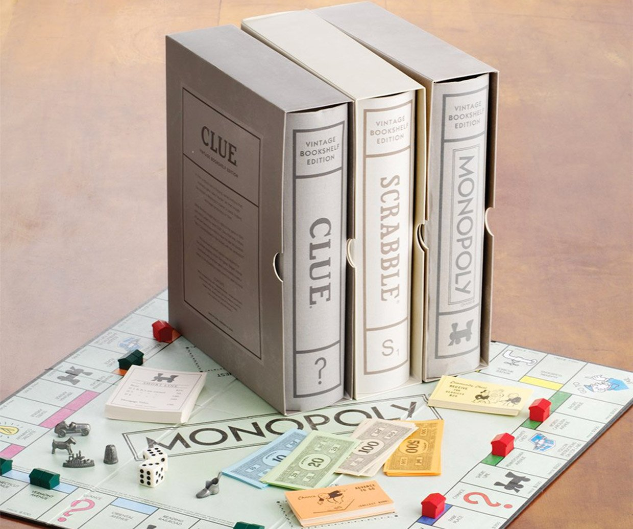 All Your Favorite Board Games Hidden Inside Of Books