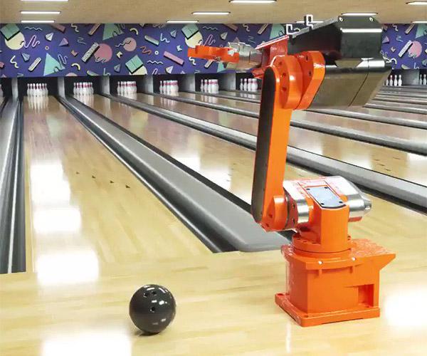 Bowling Robot