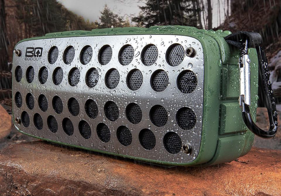 BugOut Speaker
