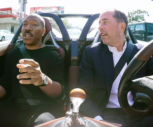 Comedians in Cars 2019 (Trailer)
