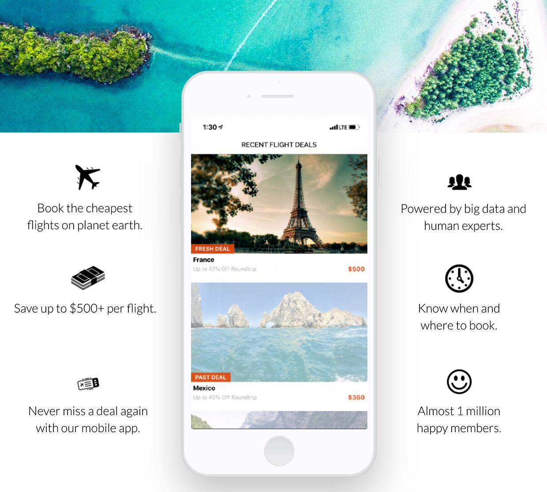 Dollar Flight Club Premium