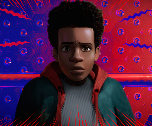 Eclectic Method: Spider-Verse Remix
