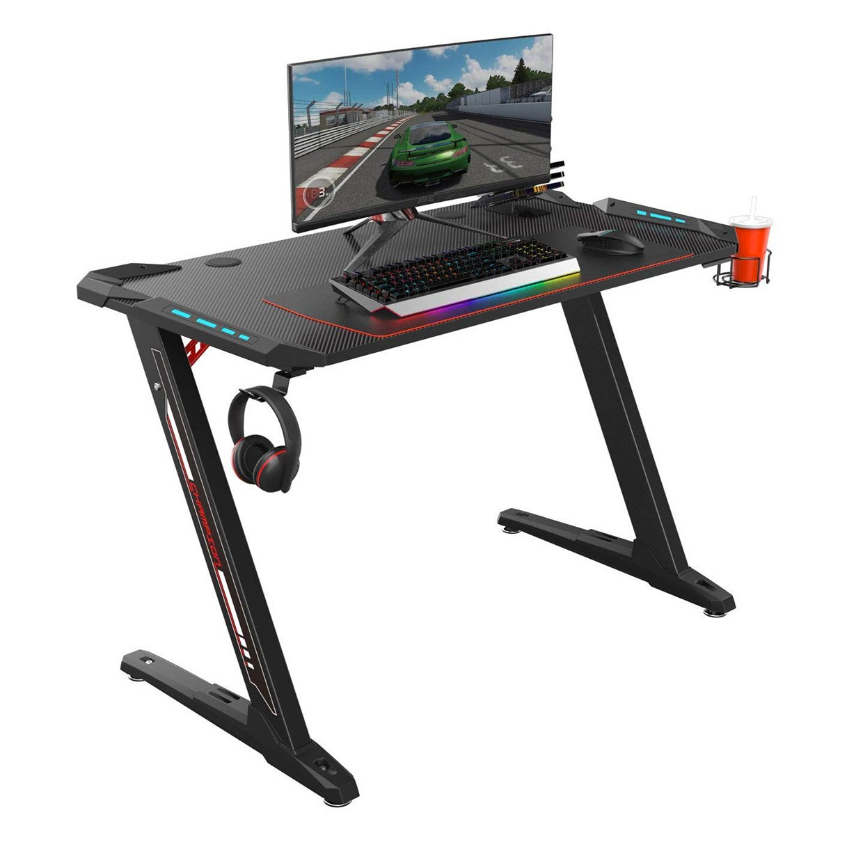 Eureka Ergonomic Z1-S Gaming Desk