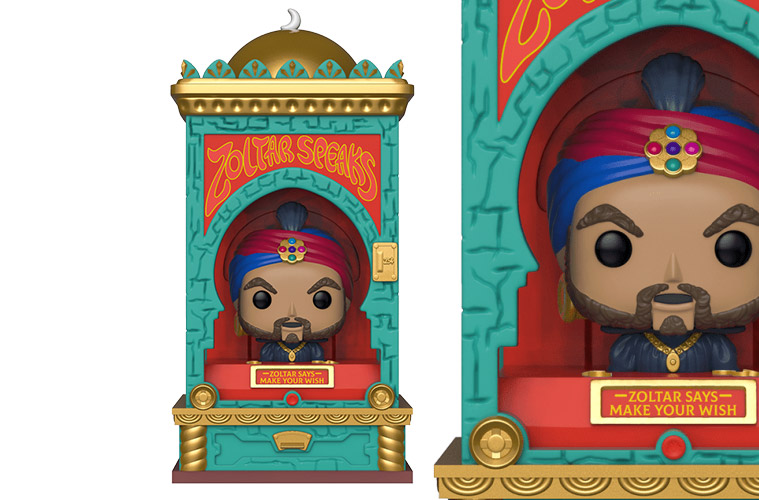 Funko Big Zoltar Figure