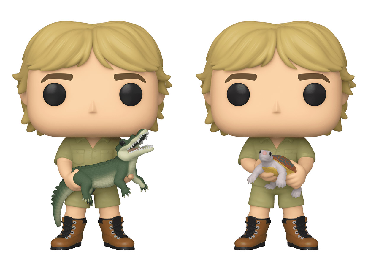 The Crocodile Hunter Is Getting His Own Funko Pop Toys