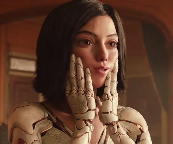 Alita: Battle Angel Honest Trailer