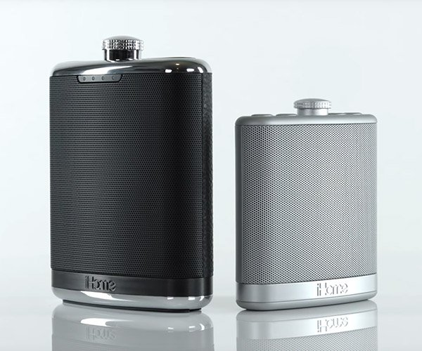 iHome Flask Speaker