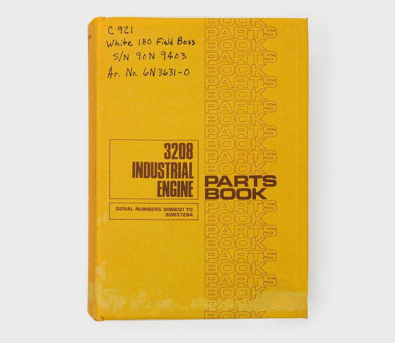 Parts Book Box