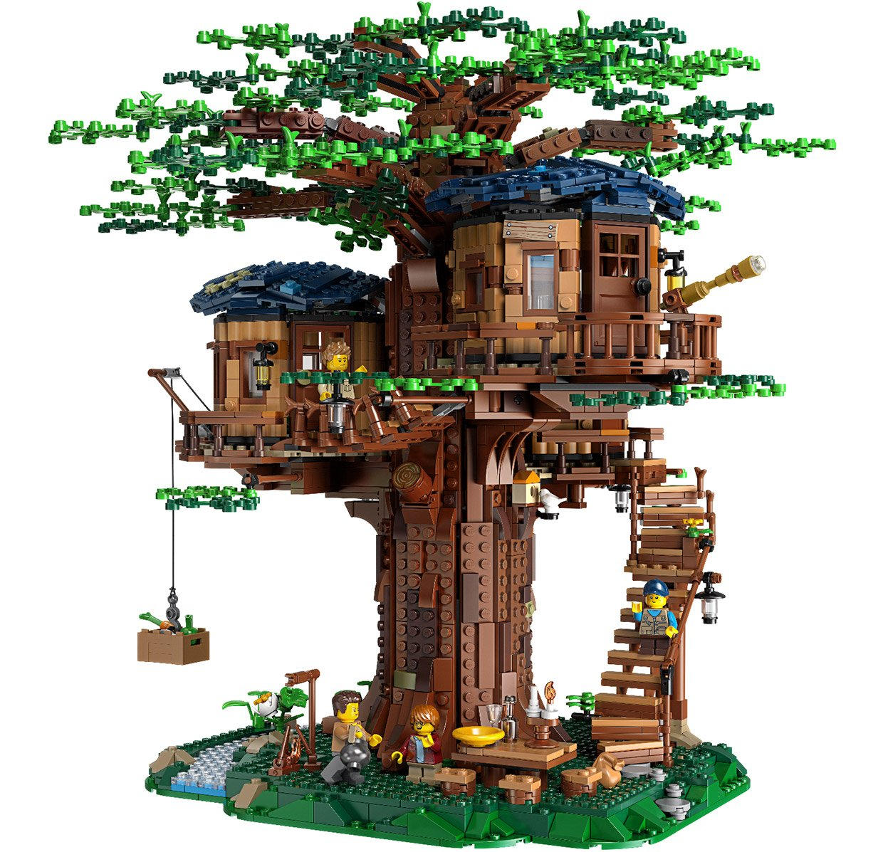 LEGO Ideas Treehouse