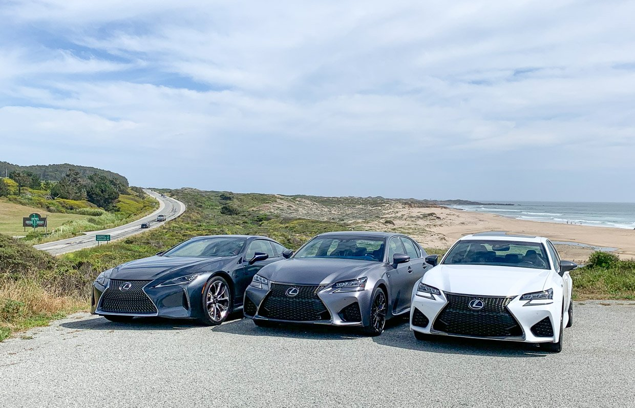 Lexus Ultimate U.S. Open Road Trip