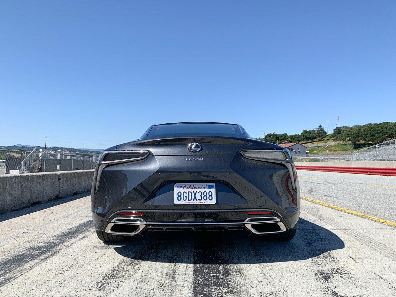 Lexus Ultimate U.S. Open Road Trip