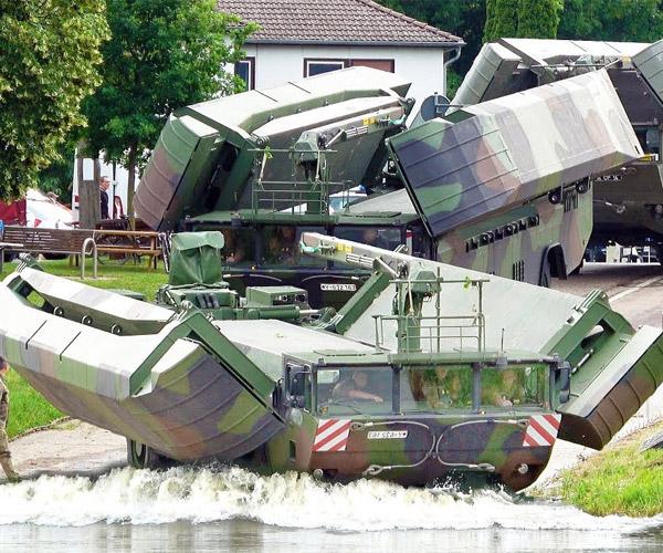 M3 Amphibious Ferry