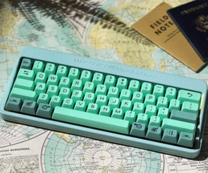 Mercury Rocketeer Keyboard