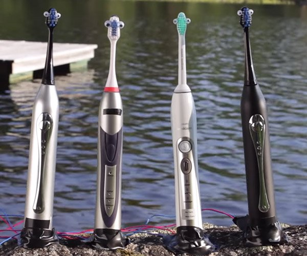 Musical Toothbrushes