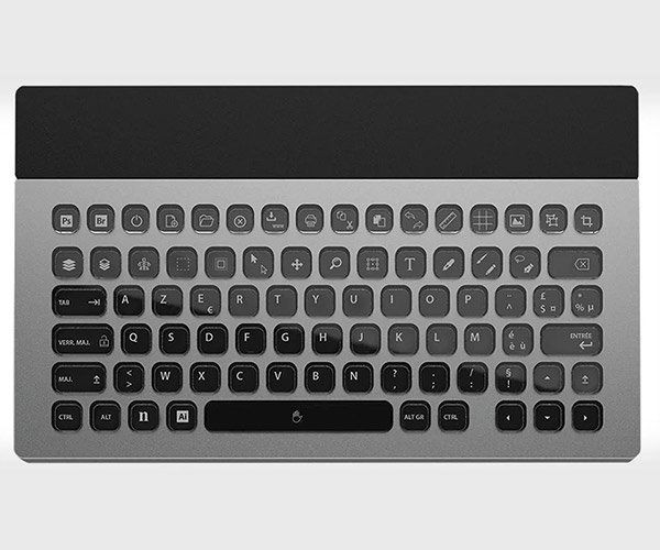Nemeio E-Ink Keyboard