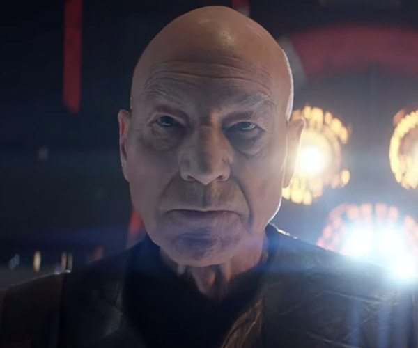 Star Trek: Picard (Trailer)