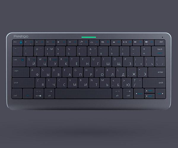 Prestigio Click&Touch Keyboard