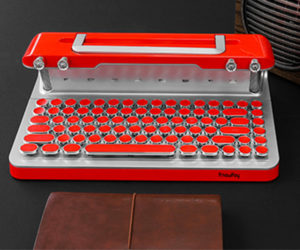 Rocksete Retro Keyboard