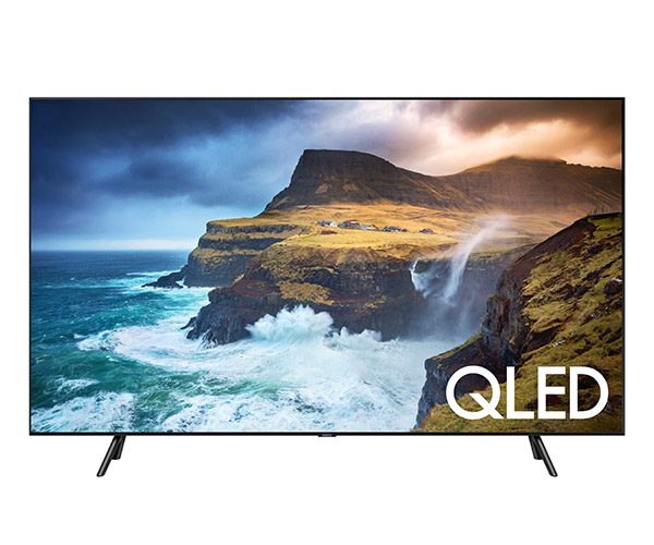 Samsung 65″ QLED 4K TV Giveaway