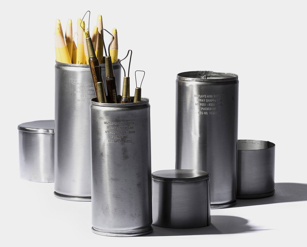 Nested Spray Can Organizers