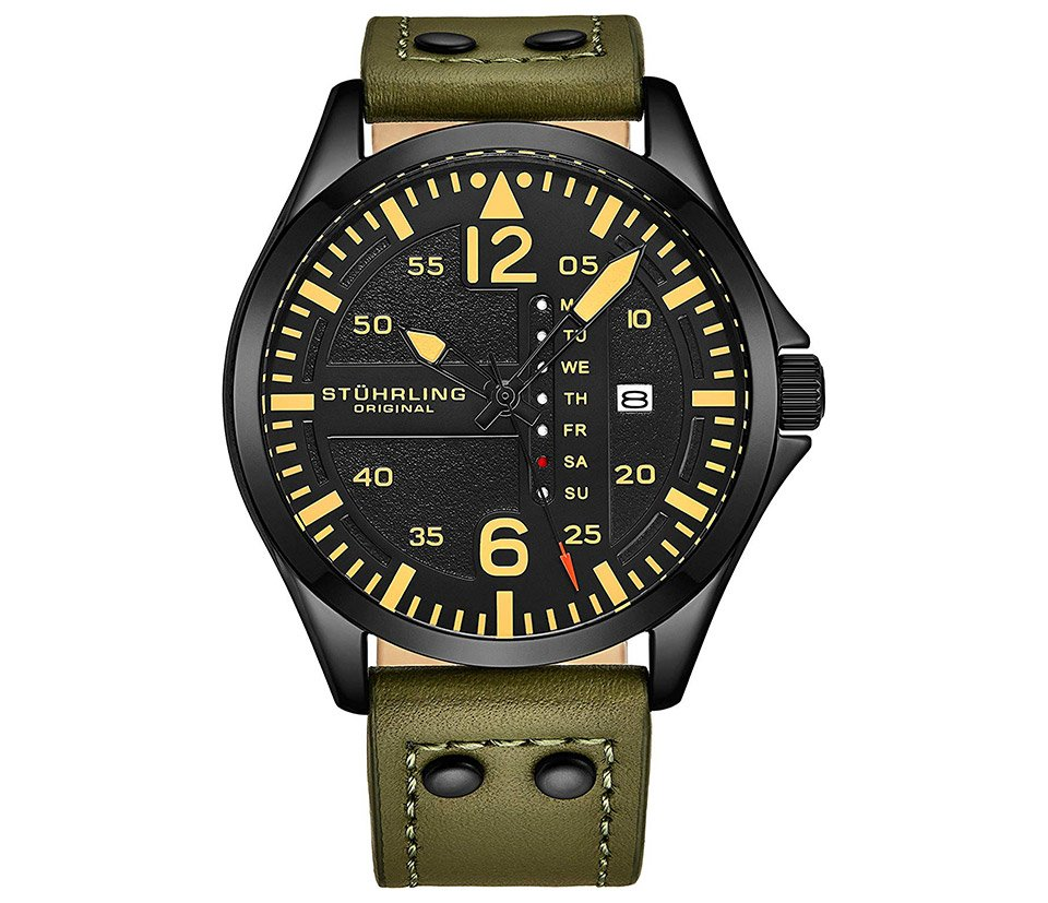 Stührling Original Aviation Watch