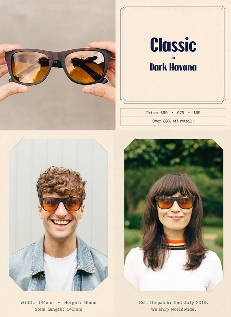 Tens Spectachrome Sunglasses
