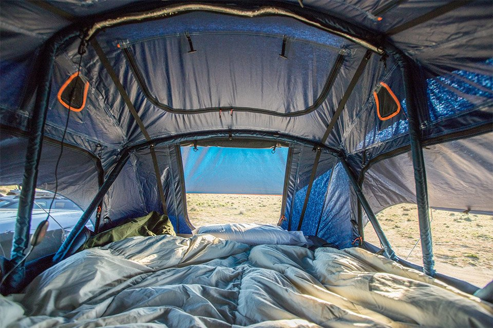 Vagabond Rooftop Tent