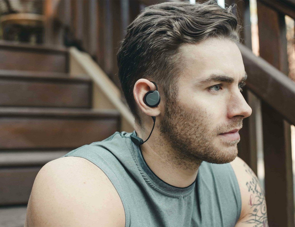 Versafit Wireless Sport Headphones