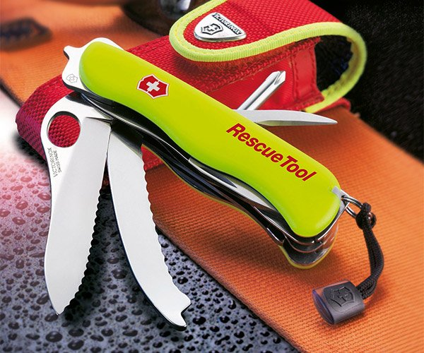 Swiss Army Rescue Knife