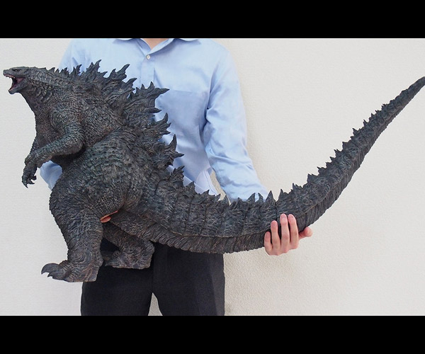X-PLUS Gigantic Godzilla