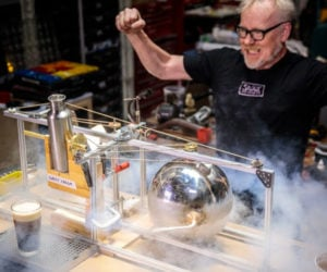 Adam Savage's Sweet Cream Machine