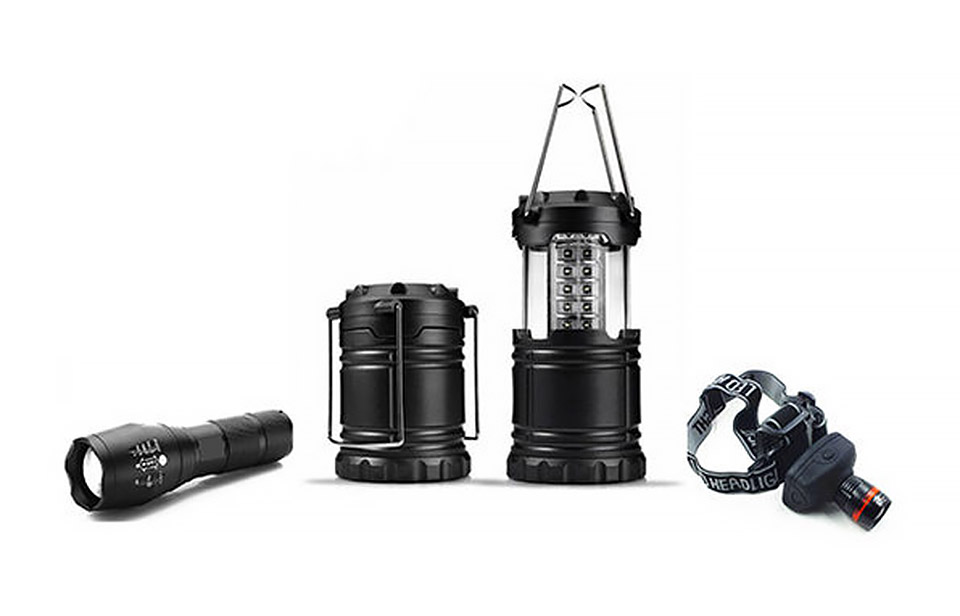 Army Gear LED Light Pack