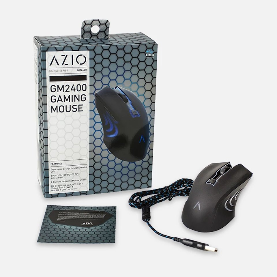 Azio GM2400 Gaming Mouse