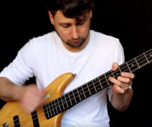 Bohemian Rhapsody on Bass