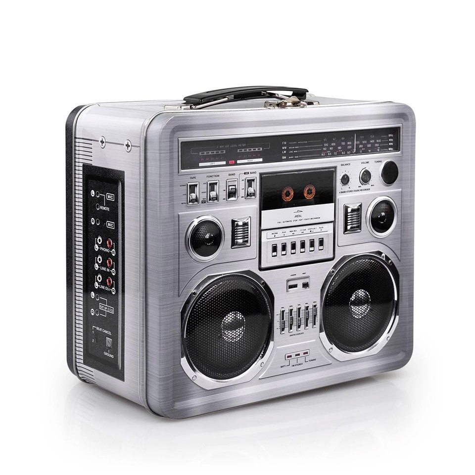 Boombox Lunchbox