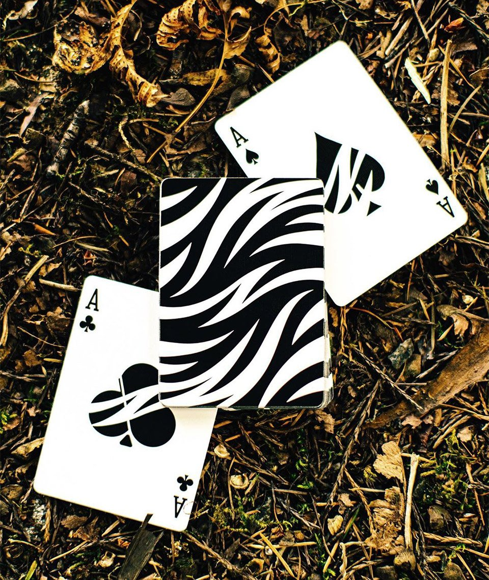 Z Deck Cardistry Cards