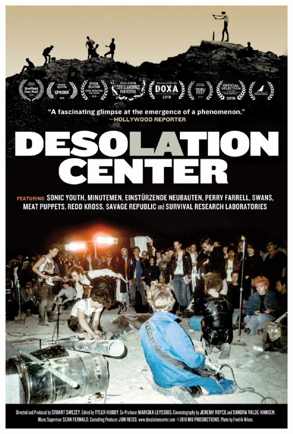 Desolation Center (Trailer)