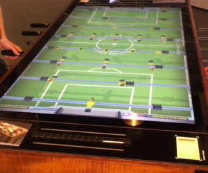 Digital Foosball Table