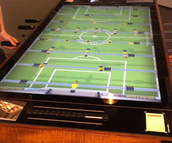 Digital Foosball Table