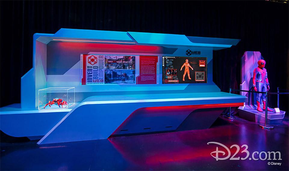Disney Parks' Avengers Campus