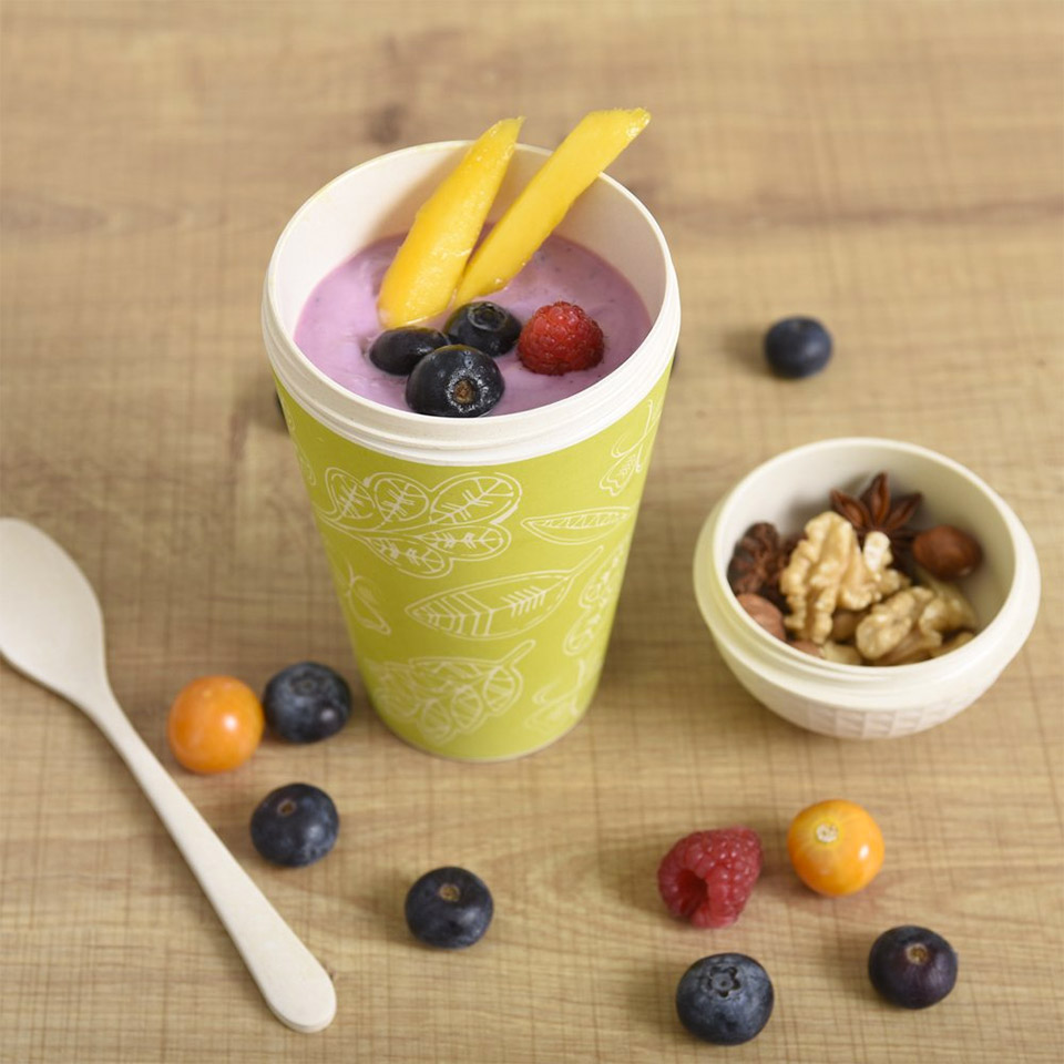 Ebos Muesli-to-Go Cup